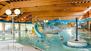 Zwembaden populair onder schimmels