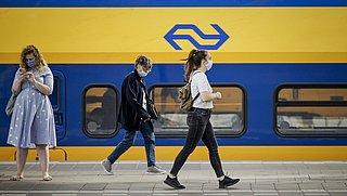 Steeds meer klachten over volle treinen NS