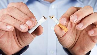 Afname aantal rokers in westerse landen