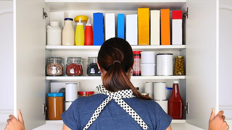 Simpele recepten met producten uit de voorraadkast