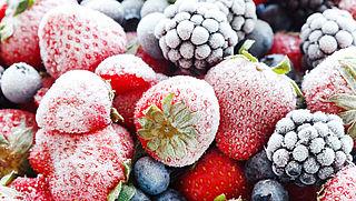Zijn bevroren vruchten net zo gezond als 'gewoon' fruit?
