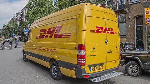 DHL test nieuwe bezorgservice: 'Pakketjes achterlaten op een afgesproken plek'