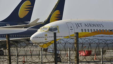 Jet Airways annuleert alle vluchten van en naar Schiphol}