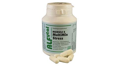 MultiMin Stress-capsules uit schappen door foute verpakking}