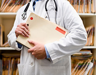 Patiënt wil zelf dossier beheren