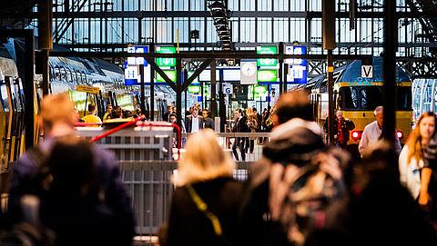 Treinreis Amsterdam-Brussel straks halfuur korter}