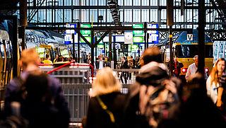 Treinreis Amsterdam-Brussel straks halfuur korter