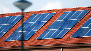 Verbruik zonne-energie met 40% gestegen