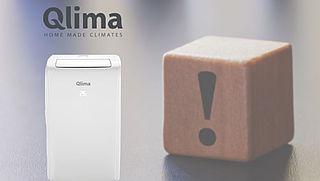 Terugroepactie: Mobiele airconditioner Qlima kan zorgen voor kortsluiting