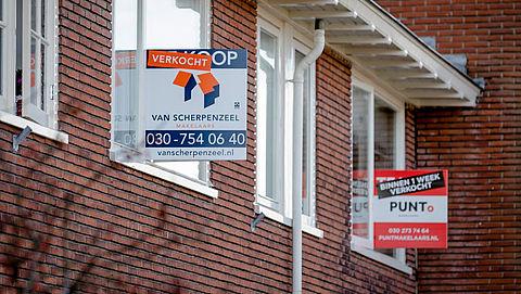 CBS: Recordaantal van 66.000 verkochte woningen in vierde kwartaal