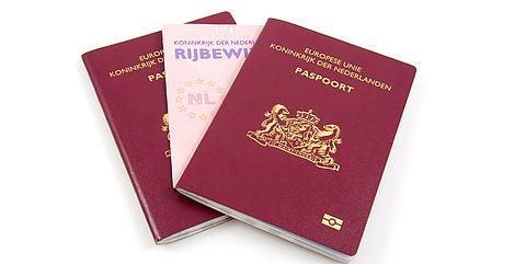 Eén loket bij vermissing paspoort of rijbewijs