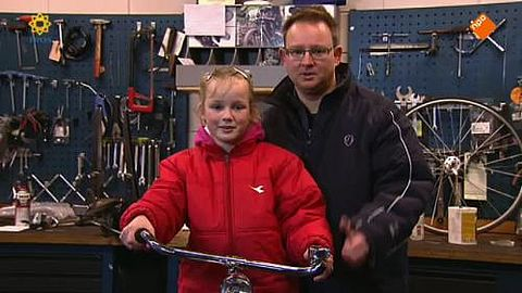 Douche: Rijwielhandel Blom Hoogland