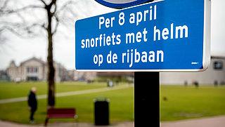 Snorfietser op Amsterdams fietspad riskeert boete