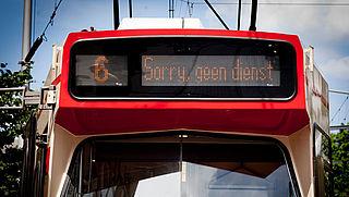 Ook geen streekvervoer op 28 mei
