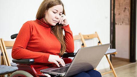 Overal gelijke vergoeding voor student met beperking