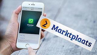 Man opgepakt voor WhatsApp-scam
