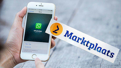 Man opgepakt voor WhatsApp-scam}