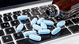 Zware receptmedicijnen eenvoudig online te verkrijgen