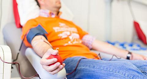 Interesse in bloeddonorschap kan vanaf nu worden aangegeven op Facebook