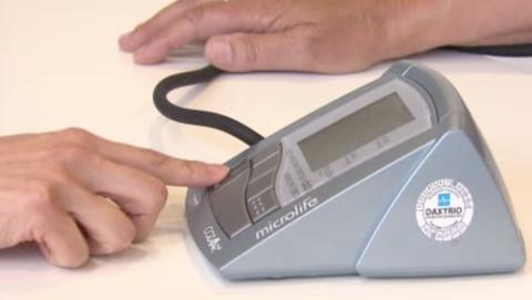 Regelmatige controle bloeddruk en bloeddrukmedicatie