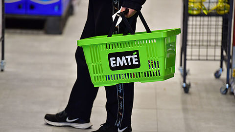 Vrijwel alle EMTÉ-supermarkten omgebouwd}