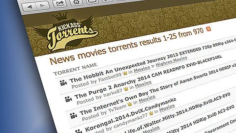 Populaire site Kickass Torrents offline gehaald