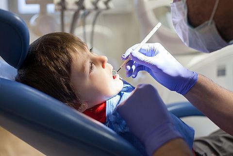 'Een op de vijf Nederlandse kinderen gaat niet of zelden naar de tandarts'