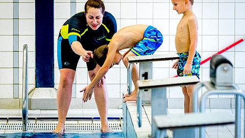 Vergoeding zwemdiploma verschilt per gemeente