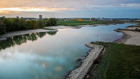 'Waterkwaliteit Rijn verbetert niet'}