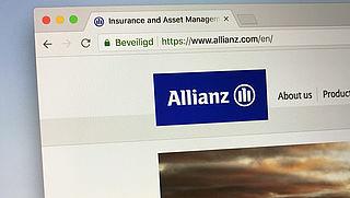 Miljoenen mensen de dupe van gestolen gegevens bij Allianz