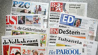 E-mailadres abonnees regionale kranten gestolen