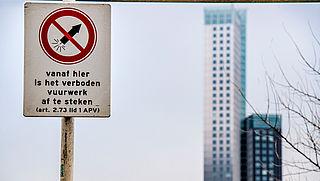 Inwoners Amsterdam regelen vuurwerkvrije buurt zelf