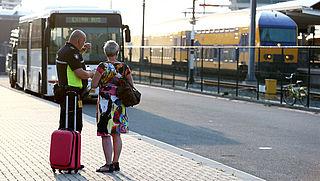 NS-bussen rijden vanaf komend jaar op biobrandstof