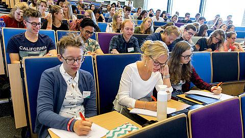 Studenten niet afgerekend op studievertraging door corona