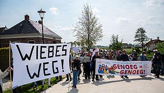 Bezoek ministers aan Loppersum: je voelt de enorme frustratie van Groningers