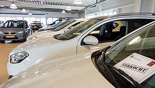 'Autoverkoop blijft volgend jaar stabiel'