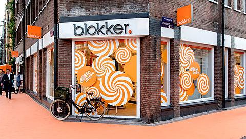 Blokker sluit veel filialen in België