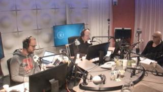Radio-uitzending 10-02-2018