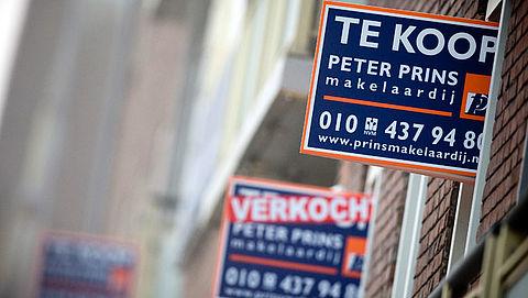 Makelaars zien nog geen dalende woningprijzen