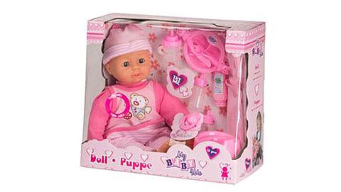 My Baby & Me Doll blijkt gevaarlijk