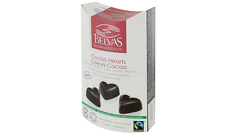 NVWA waarschuwt voor chocolaatjes van Belvas}