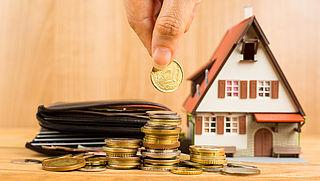 Hypotheekaanvragen met drie procent gedaald