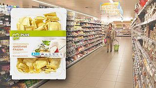 PLUS waarschuwt voor metaaldeeltjes in ravioli