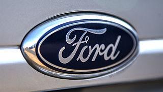 Nieuwe Fordauto's met oud navigatiesysteem
