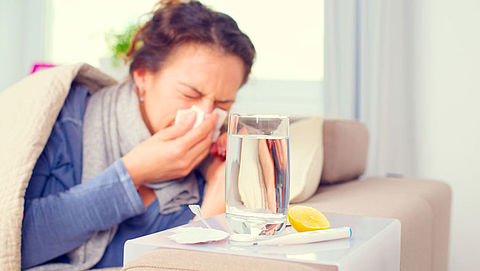 Zullen we volgend jaar dan maar allemaal aan de griepprik?}
