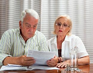 Dekkingsgraad pensioenfondsen fors achteruit