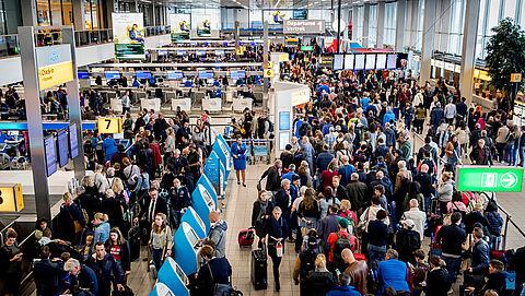 TUI, Transavia, Corendon: geen uitval van vluchten