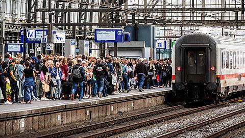 Europees Parlement wil hogere compensaties bij treinvertragingen