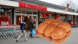 Broodjes van Dirk en DekaMarkt teruggeroepen