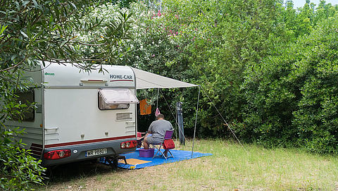 Alle kampeerterreinen van Staatsbosbeheer gesloten vanwege corona